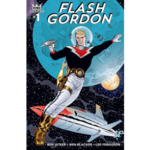 KING: FLASH GORDON (2015) #1 VF/NM COVER A DYNAMITE