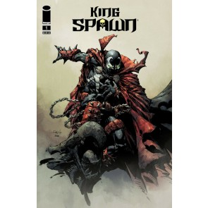 King Spawn (2021) #1 VF/NM David Finch Variant Cover Image Comics
