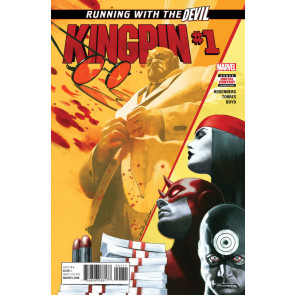Kingpin (2017) #1 VF/NM Daredevil