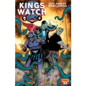 KINGS WATCH #1 VF+ - VF/NM DYNAMITE