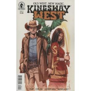 Kingsway West (2016) #1 VF/NM Greg Pak Dark Horse Comics