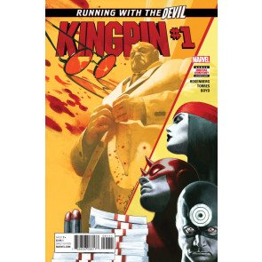 Kingpin (2017) #1 VF/NM Daredevil