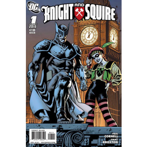 KNIGHT AND SQUIRE #1 OF 6 NM 1ST PRINT BATMAN