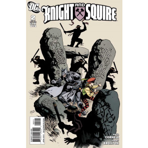 KNIGHT AND SQUIRE #2 OF 6 NM BATMAN