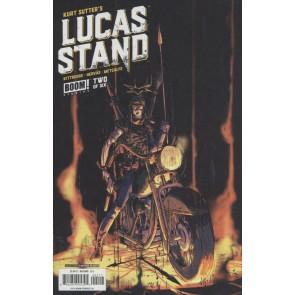 Kurt Sutter's: Lucas Stand (2016) #2 of 6 VF/NM Lee Bermejo Boom! Studios