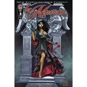 La Muerta: Ascension (2019) #1 VF/NM Richard Ortiz Cover A Coffin Comics