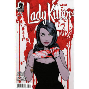 Lady Killer 2 (2016) #5 VF/NM Dark Horse Comics