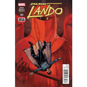 LANDO (2015) #3 VF/NM FIRST PRINTING STAR WARS MARVEL
