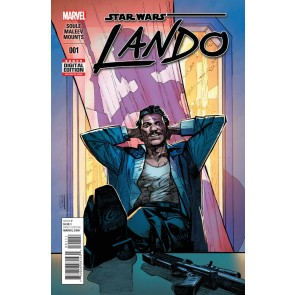 Lando (2015) #'s 1 2 3 4 5 Complete VF/NM Set Star Wars