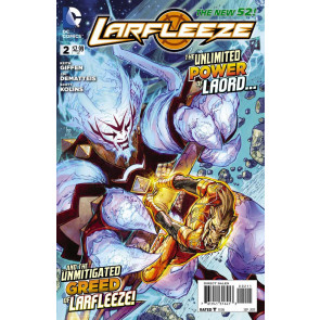 LARFLEEZE (2013) #2 VF+ - VF/NM THE NEW 52!
