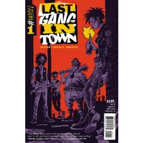 LAST GANG IN TOWN (2015) #1 VF/NM VERTIGO