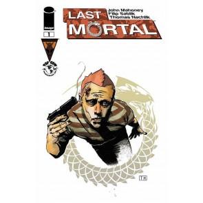 LAST MORTAL (2011) #'s 1, 2, 3, 4 COMPLETE VF/NM SET IMAGE COMICS