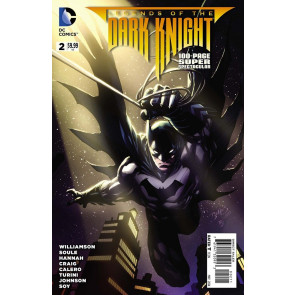 LEGENDS OF THE DARK KNIGHT 100-PAGE SPECTACULAR (2014) #2 VF THE NEW 52!
