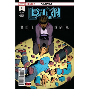 Legion (2018) #5 VF/NM