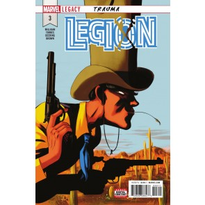 Legion (2018) #3 of 5 VF/NM