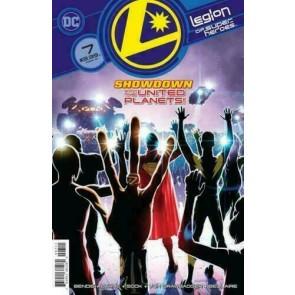 Legion of Super-Heroes (2019) #7 VF/NM Bendis Ryan Sook Regular Cover