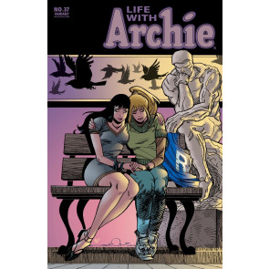 LIFE WITH ARCHIE (2010) #37 VF/NM WALT SIMONSON VARIANT COVER DEATH OF ARCHIE