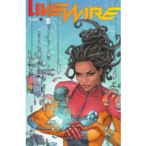 Livewire (2018) #8 VF/NM Kenneth Rocafort Cover Valiant