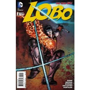 LOBO (2014) #2 VF/NM