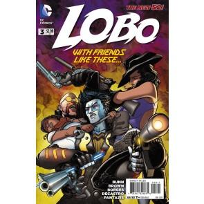 LOBO (2014) #3 VF/NM