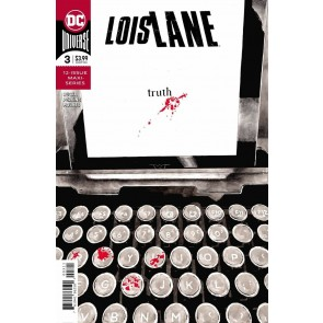 Lois Lane (2019) #3 of 12 VF/NM Mike Perkins Cover DC Universe