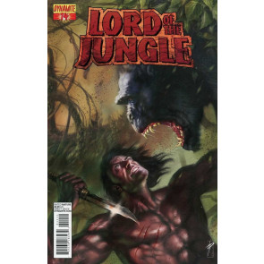 LORD OF THE JUNGLE (2012) #14 VF/NM DYNAMITE