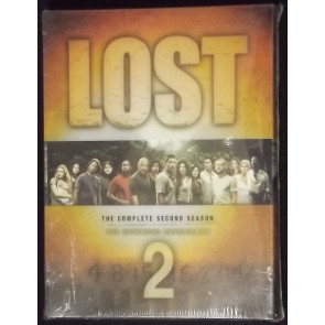 LOST SEASON ONE & SEASON TWO COMPLETE SEALED DVD SETS FREE SHIPPING ABC