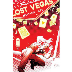 LOST VEGAS #4 VF/NM COVER B IMAGE COMICS