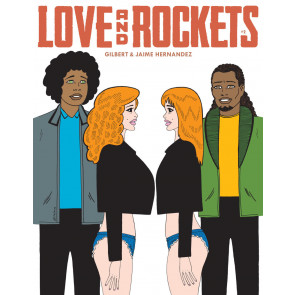 Love and Rockets (2016) #2 VF/NM Gilbert & Jaime Hernandez Fantagraphics