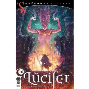 Lucifer (2018) #16 VF/NM DC Black Label