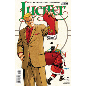 Lucifer (2016) #13 VF/NM Vertigo