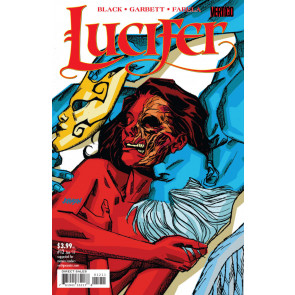 Lucifer (2016) #12 VF/NM Vertigo