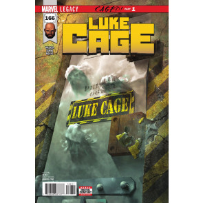 """Luke Cage (2017) #'s 166 167 168 169 170 Complete VF/NM """"Sins of the Father"""" Set"""