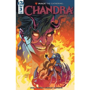 Magic: The Gathering: Chandra (2018) #3 of 4 VF/NM Siya Oum Cover IDW