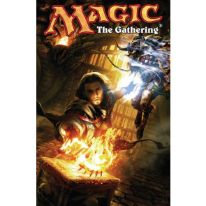 Magic the Gathering Volume 1 VF/NM Forbeck Coccolo IDW TPB Paperback