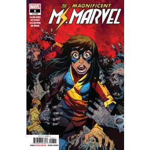 Magnificent Ms Marvel (2019) #8 (Lgy #65) VF/NM or better
