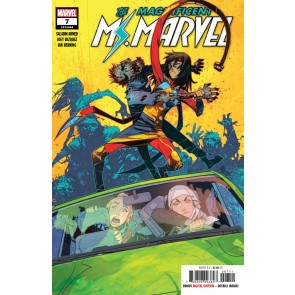 Magnificent Ms Marvel (2019) #7 (Lgy #64) VF/NM or better