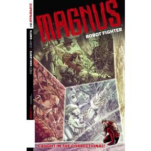 MAGNUS ROBOT FIGHTER (2014) #2 VF/NM DYNAMITE