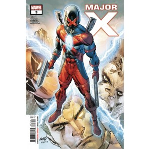 Major X (2019) #3 VF/NM Rob Liefeld