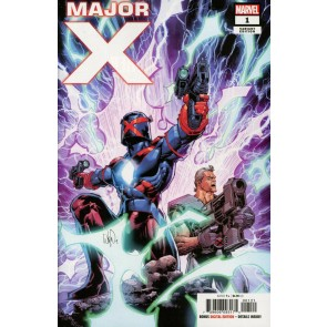 Major X (2019) #'s 1 & 2 Regular & Variant Cover Portacio Noto Liefeld Set of 6
