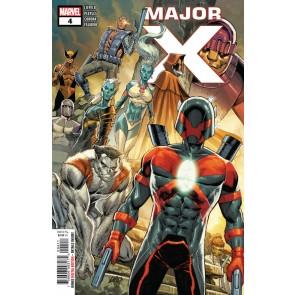 Major X (2019) #4 VF/NM-NM Rob Liefeld