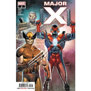 Major X (2019) #2 VF/NM-NM Rob Liefeld 1st Appearance M'Koy X-Ential