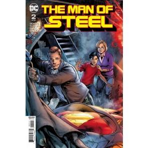 Man of Steel (2018) #2 of 6 VF/NM (9.0) or better Brian Bendis Superman