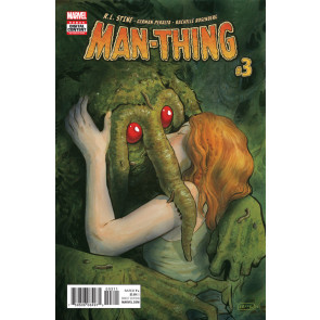Man-Thing (2017) #3 VF/NM Stine Marvel