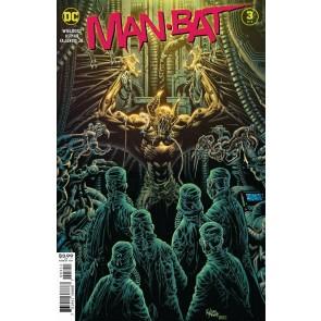 Man-Bat (2021) #3 VF/NM Kyle Hotz Cover