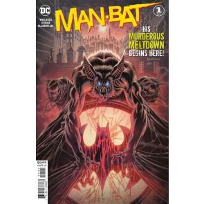 Man-Bat (2021) #1 VF/NM Kyle Hotz Cover