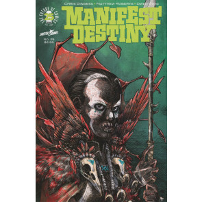 Manifest Destiny (2016) #29 VF/NM Spawn Month Variant Cover Image Comics