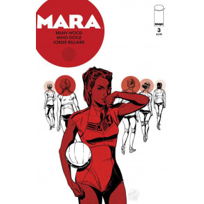 MARA (2012) #3 VF/NM IMAGE COMICS BRIAN WOOD