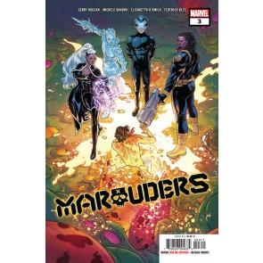 Marauders (2019) #3 VF/NM