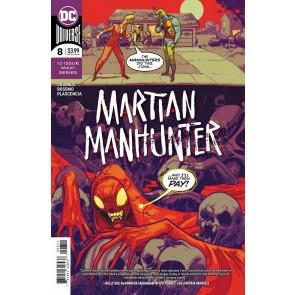 Martian Manhunter (2018) #8 VF/NM Steve Orlando Riley Rossmo Cover